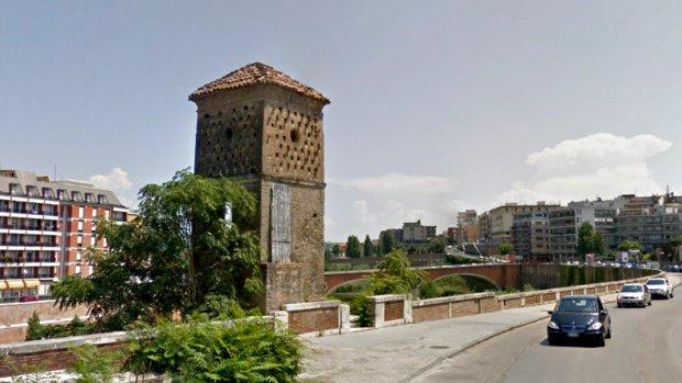 Benevento. Torre della Biffa (Via Posillipo)