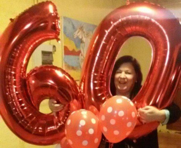 Auguri A Michelina Laudanna Per I Suoi 60 Anni