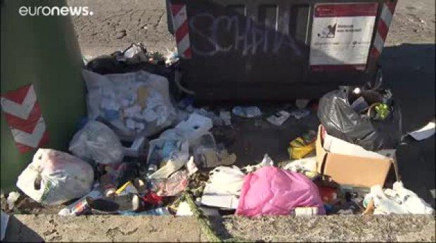 Roma, emergenza sanitaria: rifiuti per strada, ratti nelle scuole