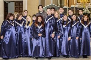 Coro Gospel (foto di archivio)