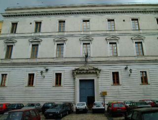 La sede dell'Universita' degli Studi del Sannio
