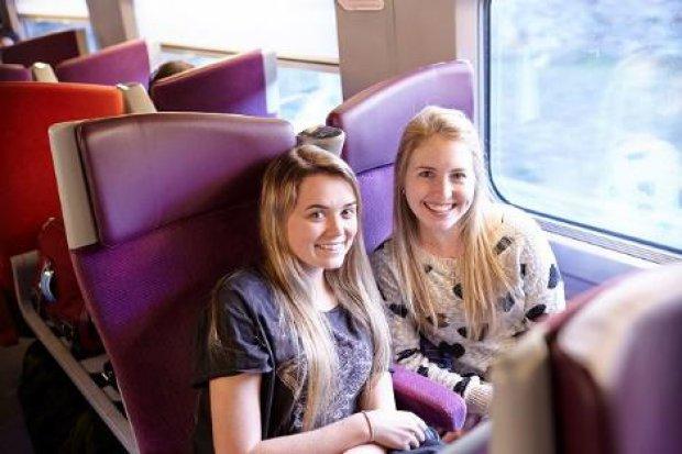 Erasmus, viaggiare in Europa in treno