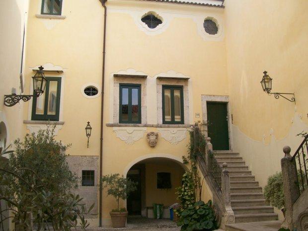 San lorenzello a palazzo massone un incontro sul for San lorenzello