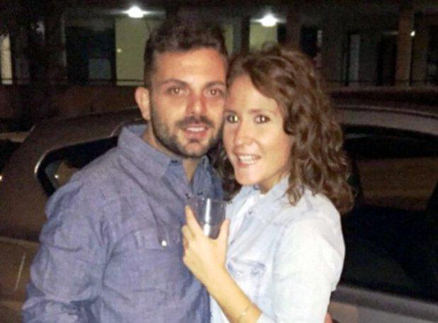 Marco Pannullo e Patrizia Spiniello
