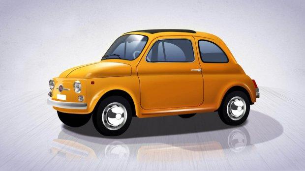 Auto cult: la cara vecchia 500 della FIAT