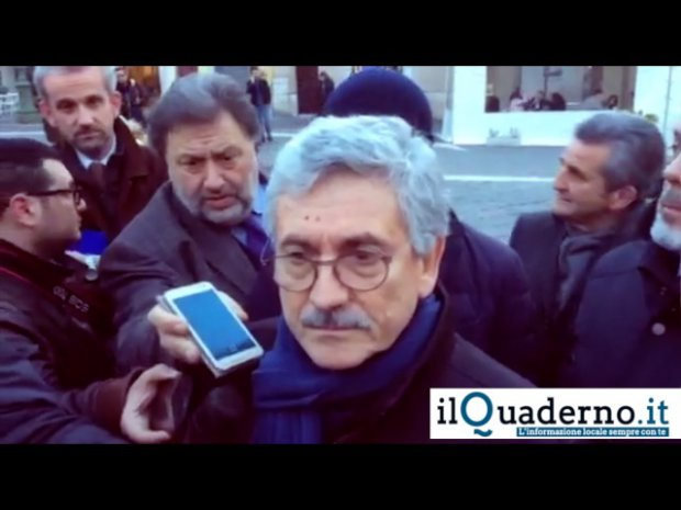 PD. Massimo Dalema a Benevento