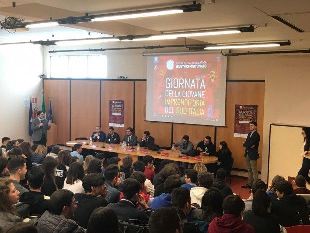 Unifortunato - IV Giornata della Giovane imprenditoria del Sud Italia