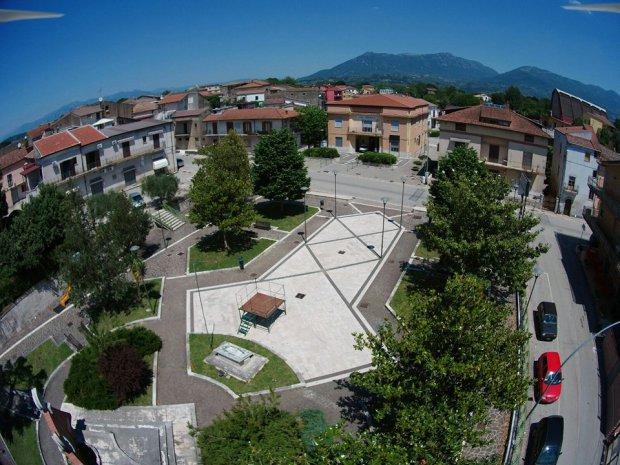Piazza Unita' - Dugenta