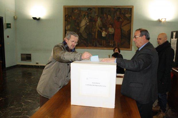 Elezioni del Consiglio Provinciale (10 gennaio 2017)