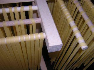 pasta in essiccazione