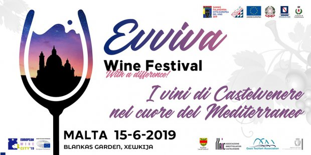 a Malta dei vini di Castelvenere