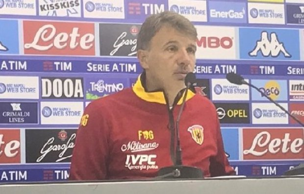 Benevento, Vigorito: