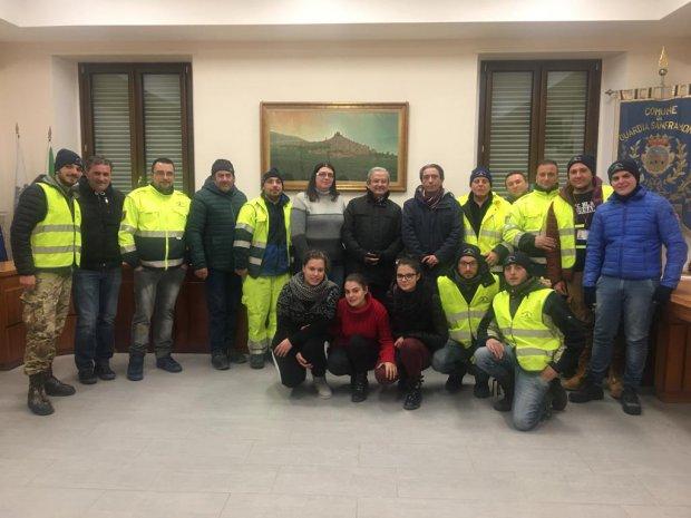 Guardia Sanframondi - Protezione civile