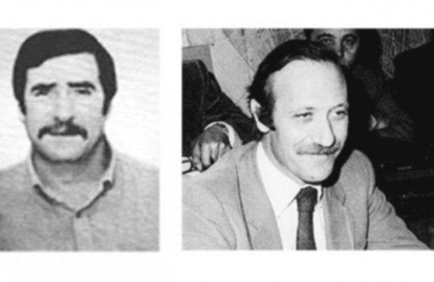 Aldo Iermano e Raffaele Delcogliano, uccisi a Napoli dalle Brigate Rosse (27 aprile 1982)
