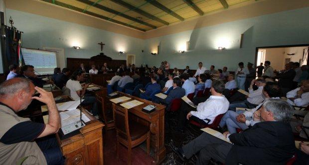 Assemblea dei sindaci (foto di archivio)
