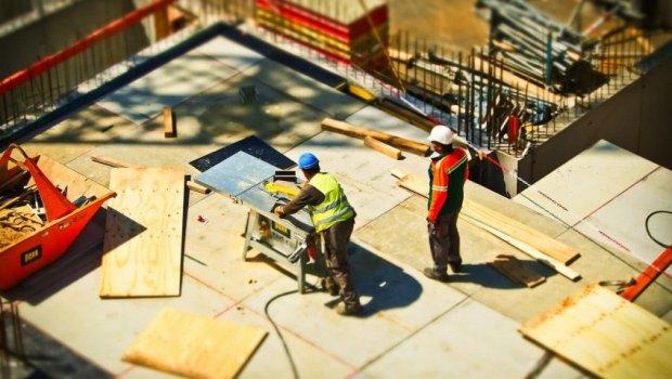 Lavori e ristrutturazione in edilizia