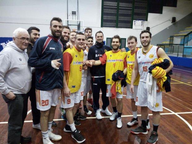 Miwa Energia Cestistica Benevento 2018