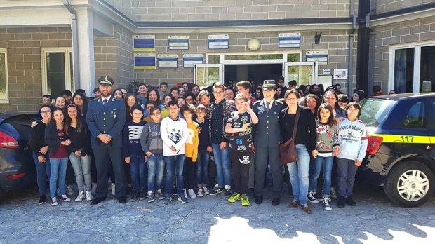 Gdf - Studenti Foglianise e Tocco Caudio