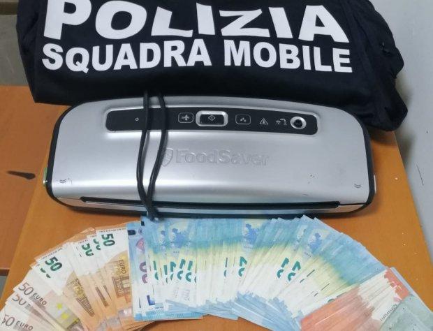 Tre spacciatori arrestati dalla Polizia a San Giorgio del Sannio