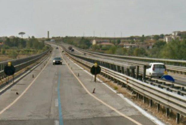 Ponte sulla SS372