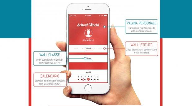 School World, l'App per il mondo della scuola