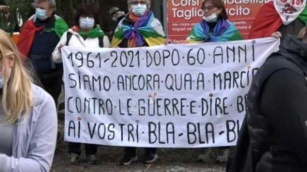 Da 60 anni in marcia per la Pace da Perugia ad Assisi