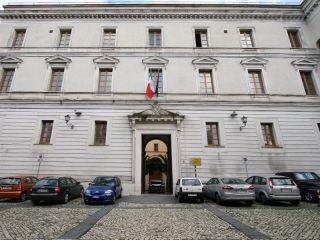 Piazza Guerrazzi, la sede dell'Università