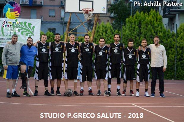 Summer Sport 2018 - Pi Greco Salute