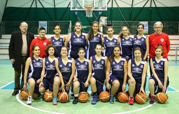 GS Meomartini - Serie C femminile