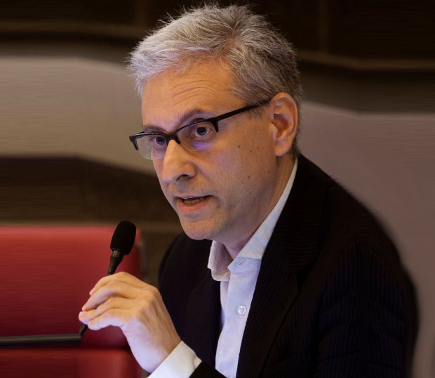 Lo Scienziato Antonio Iavarone A Benevento Con Una Lectio