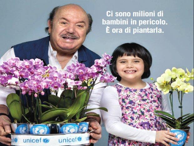 Campagna Unicef Bambini in pericolo