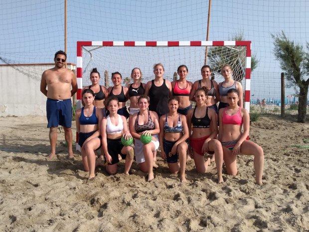 Asd Pallamano Benevento - beach handball