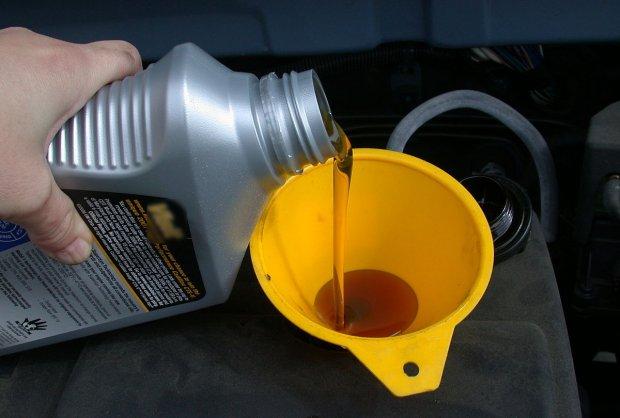 Olio lubrificante