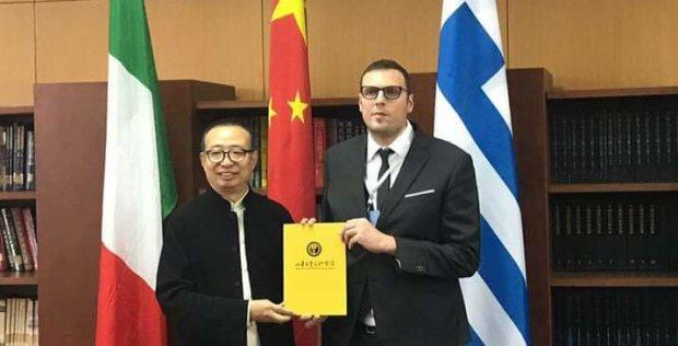 Importante riconoscimento in Cina del fotografo sannita Michele Stanzione