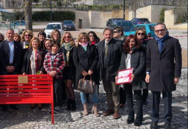 Panchina rossa, Vitulano