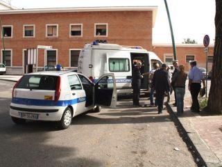 La Polizia Municipale.
