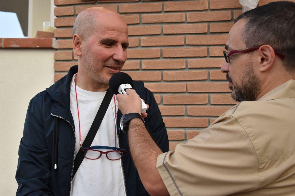Marco Armani intervistato da Claudio Donato