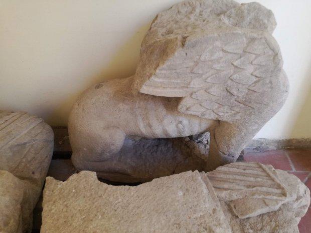 Museo del Sannio - Sfinge