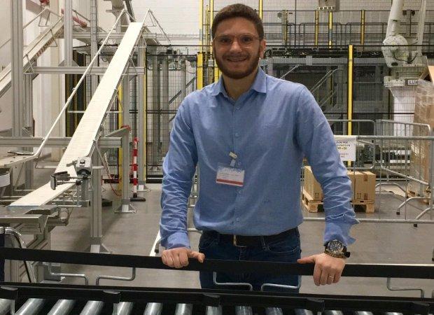 Unisannio. Furio Buonopane, ingegnere elettronico che sviluppa sistemi di automazione per Philip Morris
