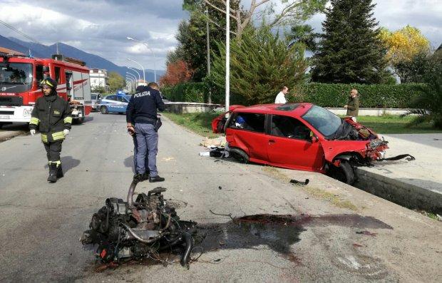 Dramma sulla Provinciale, un morto e un ferito grave nel Sannio