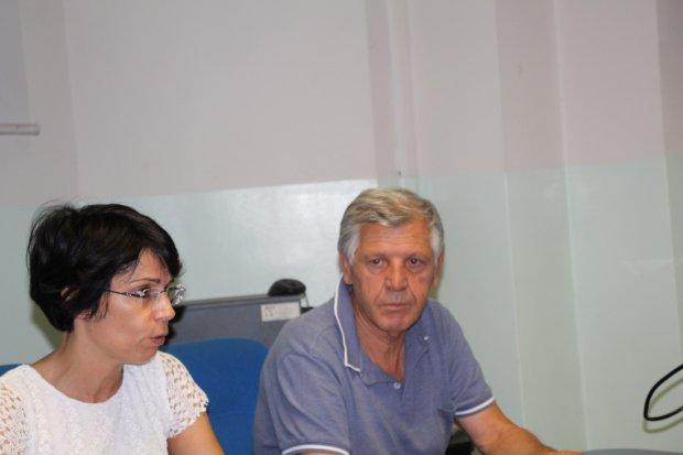 Rosita Galdiero, segretario provinciale CGIL