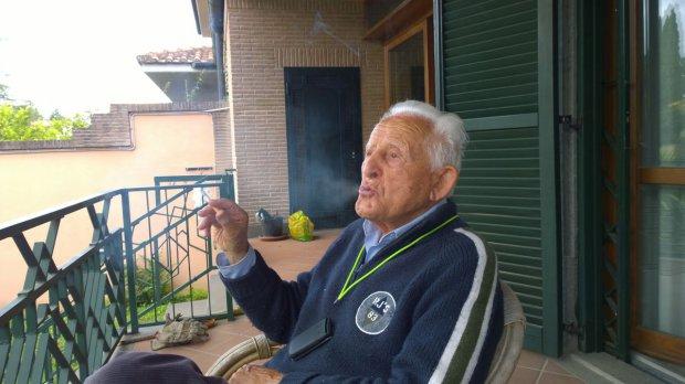 Compie 100 anni Antonio De Filippo (15 maggio 2017)