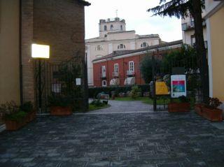 Ingresso del Museo del Sannio