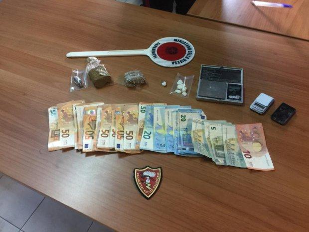 Paolisi, carabinieri arrestano 50enne per spaccio di stupefacenti