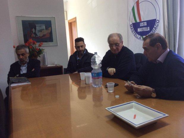 Conferenza Stampa Clemente Mastella