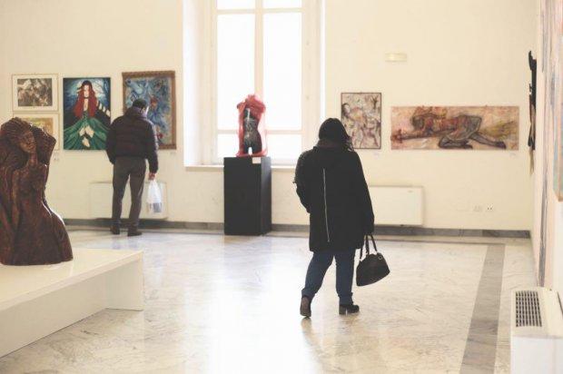 StregArti. Premio Arco Traiano - Mostra di arte moderna