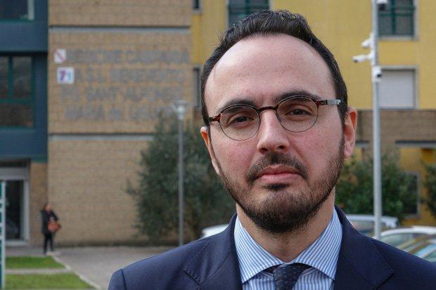 Domenico Mauro, coordinatore vicario di FI Benevento