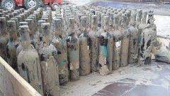 Bottiglie Cantina Sociale di Solopaca - foto tratte dal profilo fb Coldiretti Campania