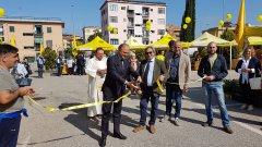 Inaugurato a Benevento Mercato Campagna Amica
