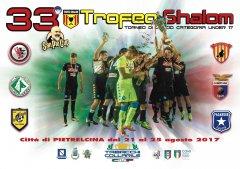 Trofeo Shalom XXXIII edizione 2017